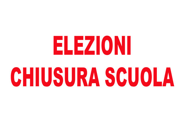 Elezioni, sospensione lezioni - iccarchidiostrocchi.edu.it